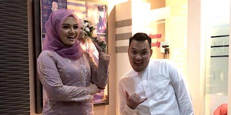 Copy of Wedding Dewi & Saiful tickets