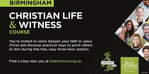 Christian Life and Witness Course