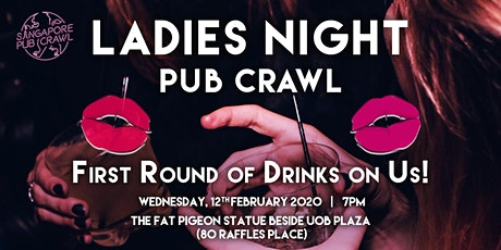 Ladies Night Pub Crawl tickets