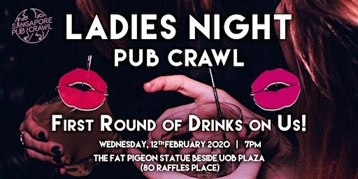 Ladies Night Pub Crawl
