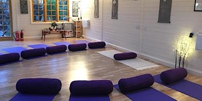 Yoga and Mindfulness Workshop