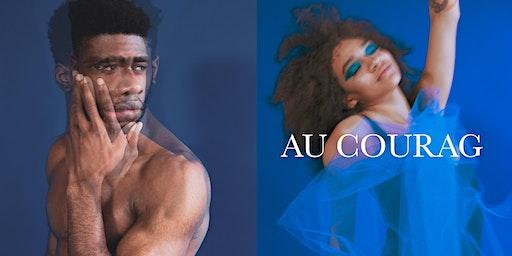 Au Courag: A Blue Dream Magazine Release