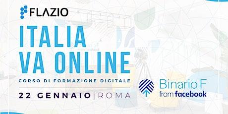 ItaliaVaOnline con Flazio.com biglietti