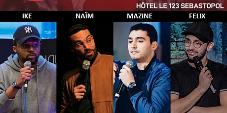 Friday Comedy - Edition 2 billets