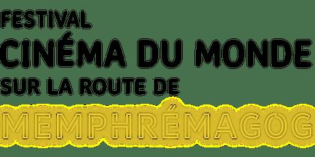 FESTIVAL CINÉMA DU MONDE SUR LA ROUTE DE MEMPHREMAGOG billets