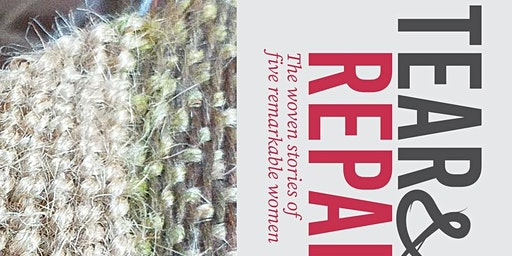 Tear & Repair Exhibition Talk with Artist Nicola Moody