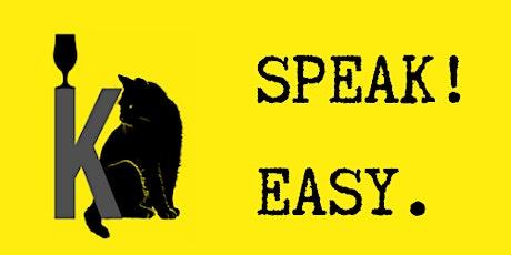 Speak!Easy tickets