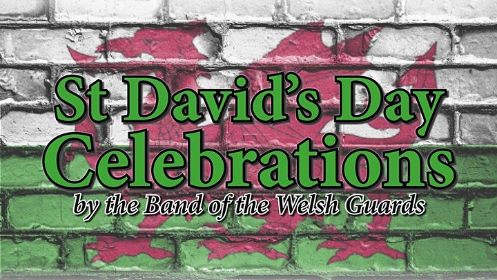St David's Day Celebrations  by The Band of the Welsh Guards image