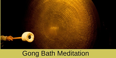 Gong Bath Meditation Event with Molton Brown and Sally Warr tickets