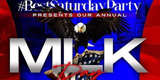 Best Saturday Party! MLK WEEKEND! @ TAJ II  (Clubfix.Net Parties)