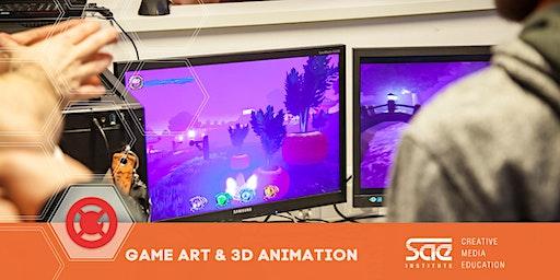 "Workshop: ""Leveldesign & Lighting in Unreal Engine 4"" - Game Art Animation"