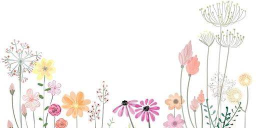 """Floristischer Workshop """"Frühlingshaft"""" -  18.02.2020"""