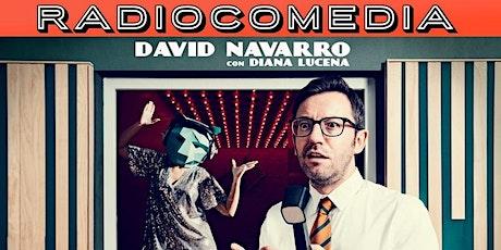 David Navarro entradas
