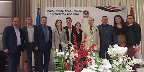 PRESIDENT DR. ANTON CARAGEA OPENS DUBAI EXPO 2020 LEGACY tickets