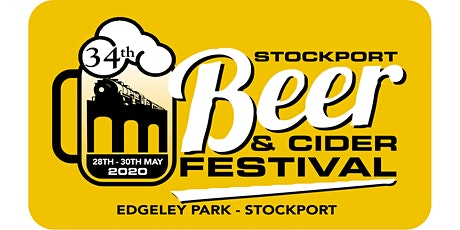 Stockport Beer and Cider Festival 2020 - #SKBCF20 tickets