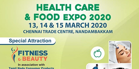 Health Care Food FMCG Products Expo tickets