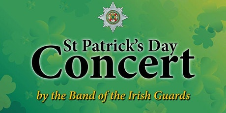 St Patrick's Day Concert by The Band of the Irish Guards tickets