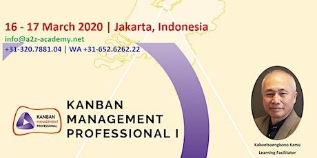 Kanban System Design KMP1-2005 tickets