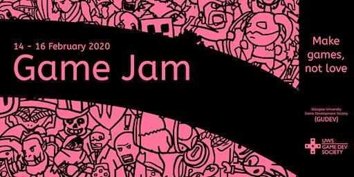 Game Jam 7: Make Games, Not Love [GUDEV]