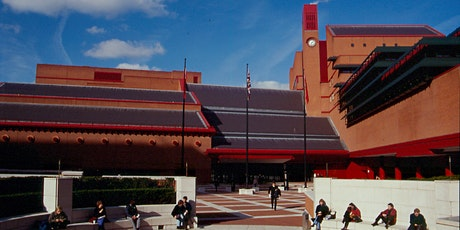 CANCELLED - GBE Building Visit - British Library: Learn about long-life durable materials specification tickets