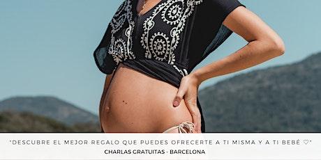 Charla: Cómo conectar con tu bebé (mujeres embarazadas) entradas
