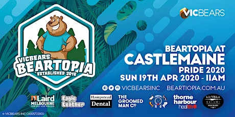 Beartopia (April) - Castlemaine tickets