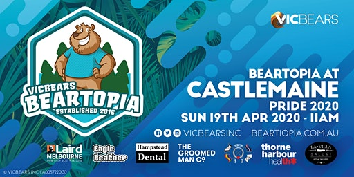 Beartopia (April) - Castlemaine