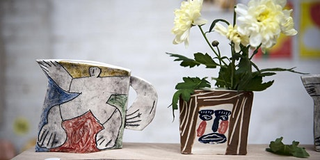 Independent Ceramics Market tickets