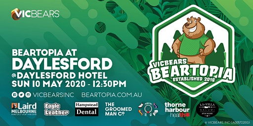 Beartopia (May) - Daylesford