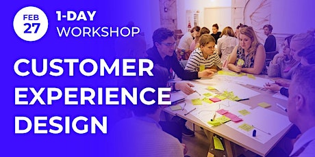 Customer Experience Design and Mapping | 1-Day Workshop | Berlin tickets