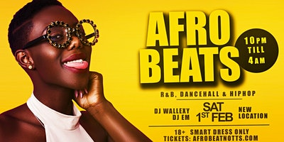 Afrobeat Saturdays (Nottingham)