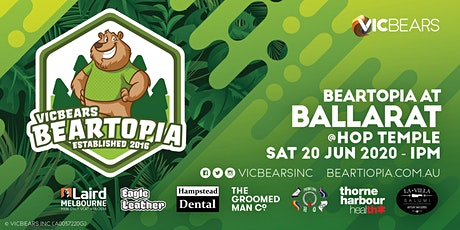 Beartopia (June) - Ballarat tickets