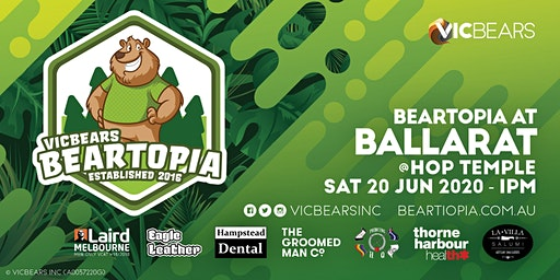 Beartopia (June) - Ballarat