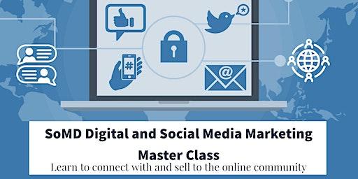 Southern Maryland Digital and Social Media Marketing Master Class