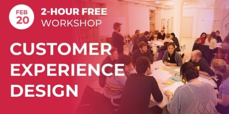 Customer Experience Design and Mapping | Free Taster | UX tickets