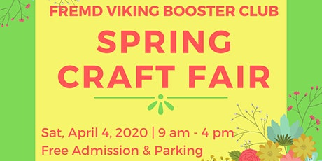 Fremd Booster Club Spring Boutique 2020 tickets