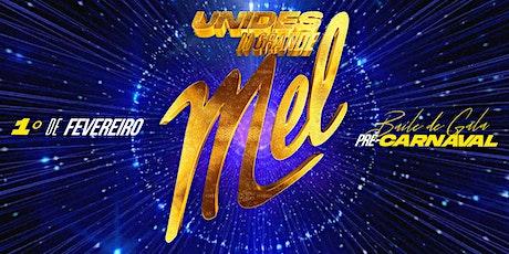 Festa MEL Baile de Gala Pré-Carnaval c/ DJ KLAP! 2º Ensaio do Bloco! 1º FEV ingressos