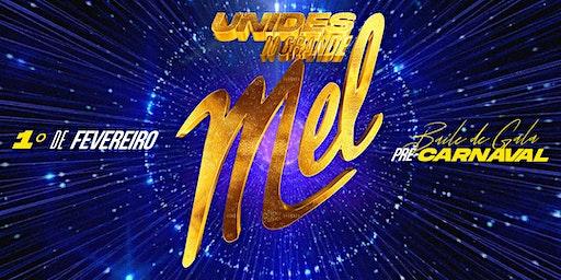 Festa MEL Baile de Gala Pré-Carnaval c/ DJ KLAP! 2º Ensaio do Bloco! 1º FEV