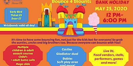 BOUNCE 4 BLOUNTS 2020 tickets