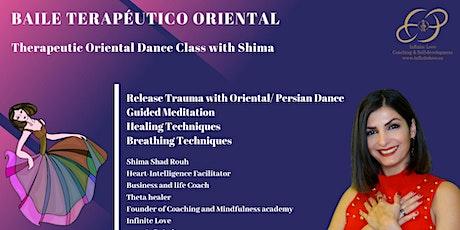Therapeutic Oriental Dance Class , Baile Terapéutico Oriental entradas