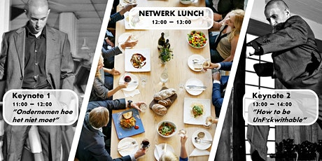 Charity Netwerk Lunch tickets