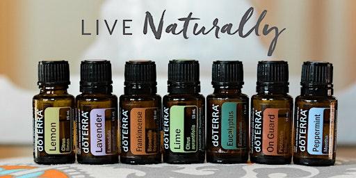 Essential Oils For Everyday Living