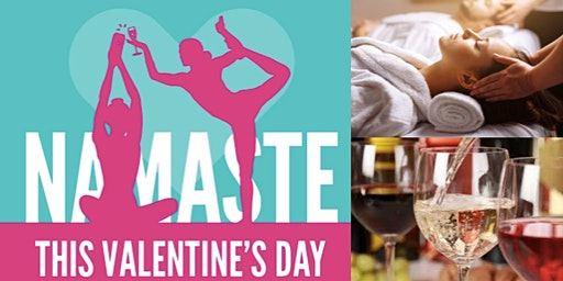 Valentine Healthy Hearts : Movement, massage and a meal