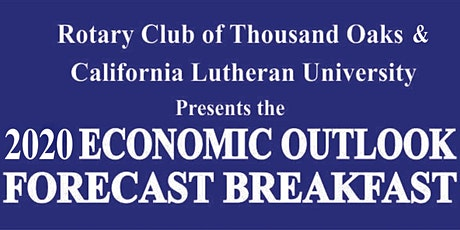 2020 ECONOMIC OUTLOOK FORECAST BREAKFAST tickets