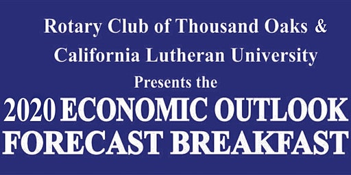 2020 ECONOMIC OUTLOOK FORECAST BREAKFAST