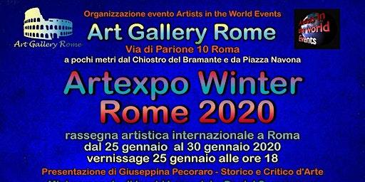 Artexpo Winter Rome 2020