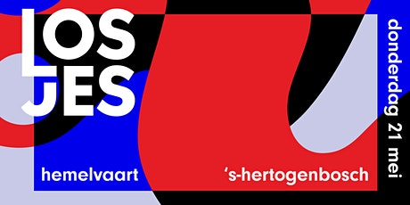 Losjes Hemelvaart 2020 tickets