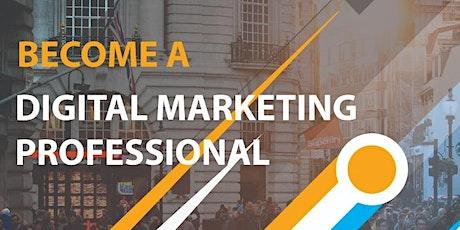 Digital Marketing Masterclass Workshop tickets