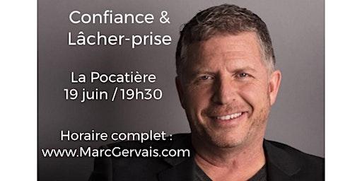 LA POCATIÈRE - Confiance / Lâcher-prise 15$