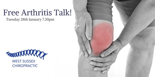 Free Arthritis Talk: Reduce Pain, Increase Mobility and Get Back to Normal